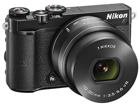 black friday sconti fotocamere nikon 1 j5