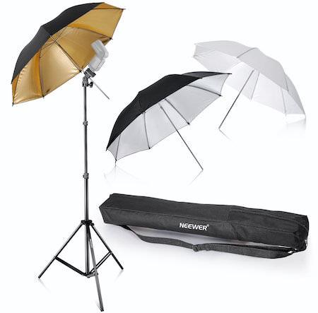 ombrelli luci black friday fotografia 2016