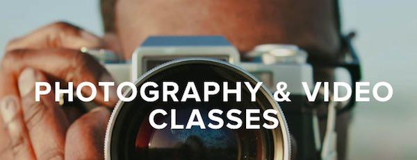creativelive corsi fotografia inglese natale