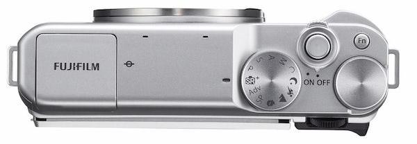 fujifilm x-a10 mirrorless fotocamera
