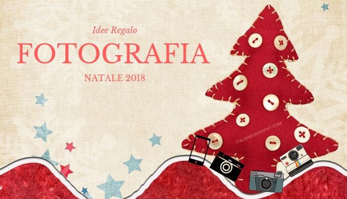 31 Idee Regalo Fotografia Natale 2018 Regali Originali Da Avere