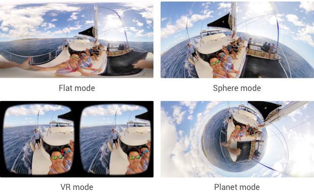 modalita registrazione video insta360 air caratteristiche