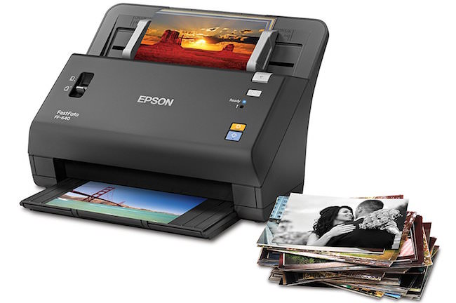 scanner foto veloce epson fastfoto ff640