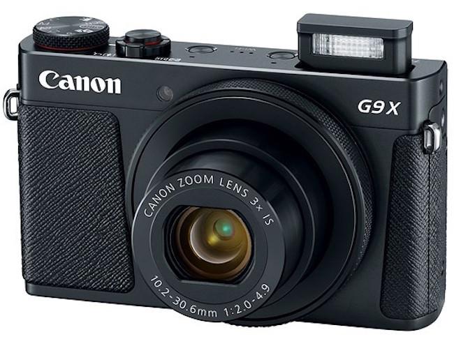 Canon PowerShot G9 X Mark II caratteristiche prezzi