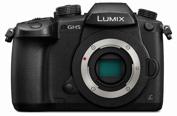 Panasonic Lumix GH5 mirrorless quattro terzi