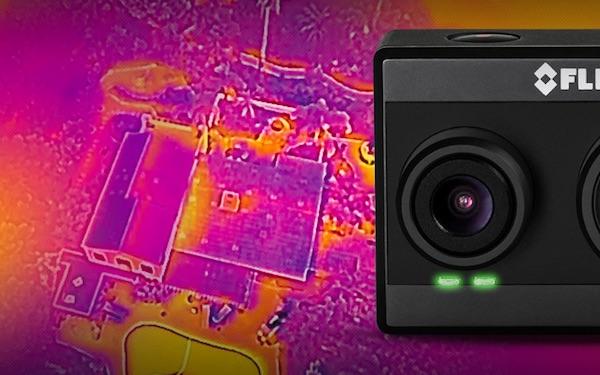 action camera termica flir duo