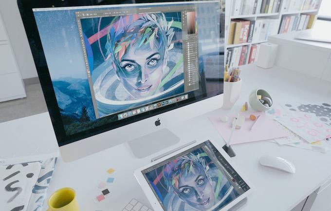 astropad studio ipad pro tavoletta grafica