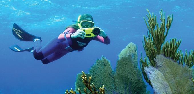custodia subacquea lenzo