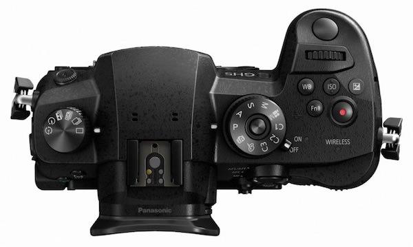 fotocamera Panasonic Lumix GH5 CES 2017