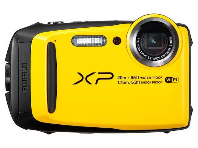 fujifilm finepix xp120 prezzi caratteristiche