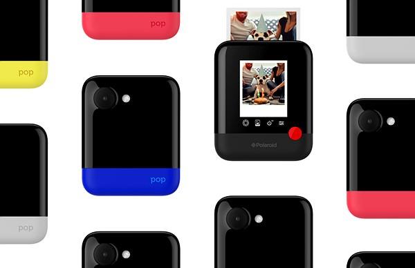 modelli polaroid pop fotocamera stampante
