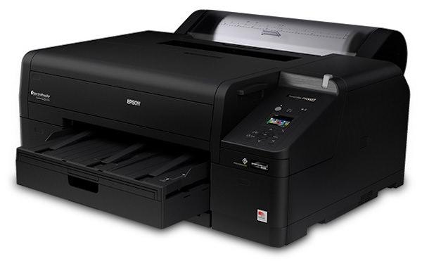 surecolor p5000 stampante fotografia designer