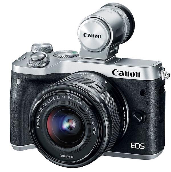 Canon EOS M6 mirino EVF DC2