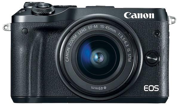caratteristiche Canon EOS M6