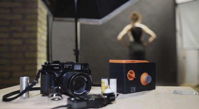 caratteristiche lab-box prezzi sviluppare pellicola