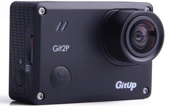 gitup git2p caratteristiche prezzi action camera