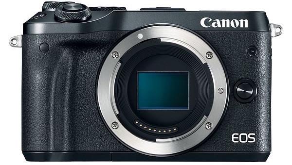 nuova linea Canon EOS M6