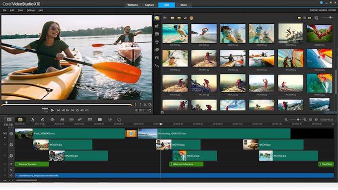 nuovo corel videostudio ultimate x10 windows