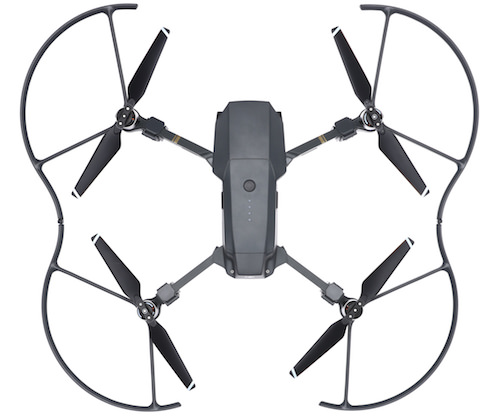 propeller guard per drone mavic pro