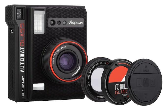 Fotocamera Lomo'Instant Automat Glass Magellan Caratteristiche Prezzi