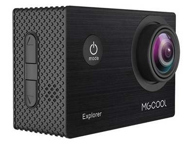 MGCOOL Explorer action cam