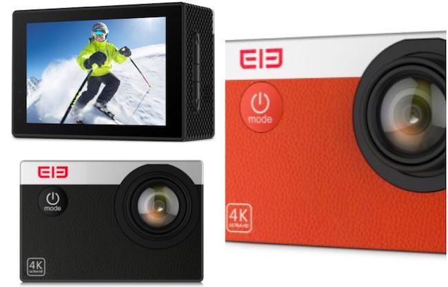 action cam elephone elecam explorer s