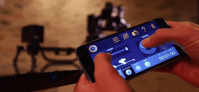 controllo cinetics lynx da smartphone