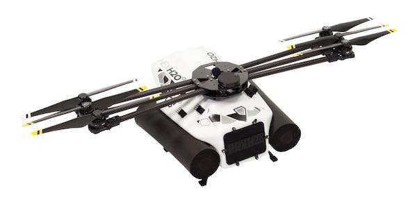 drone hexh20 pro v2 ripiegabile