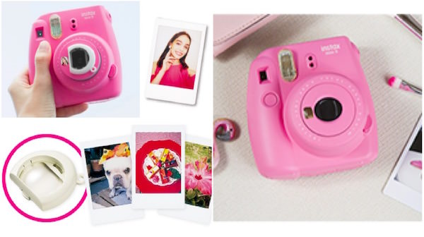 fotocamera instax mini 9