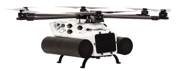 hexh20 pro v2 drone resistente acqua