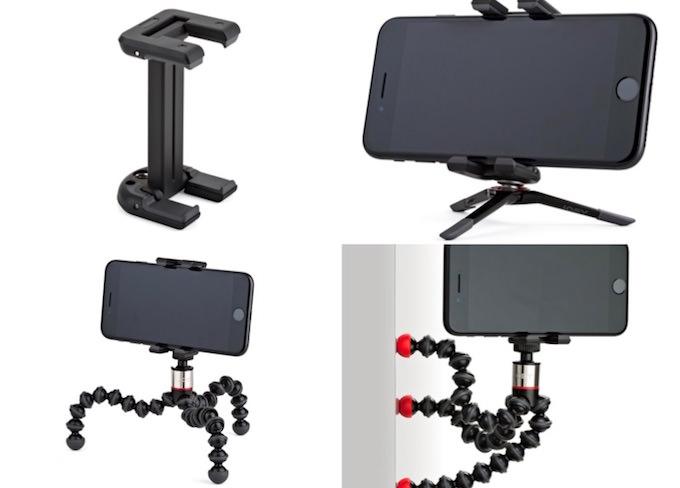 treppiedi joby griptight one universali smartphone