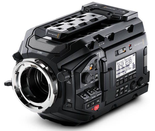 videocamere blackmagic ursa mini pro