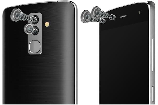 alcatel flash 2017 4 fotocamere caratteristiche
