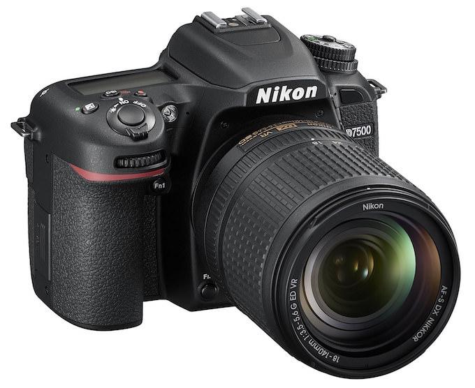 caratteristiche prezzi fotocamera Nikon D7500