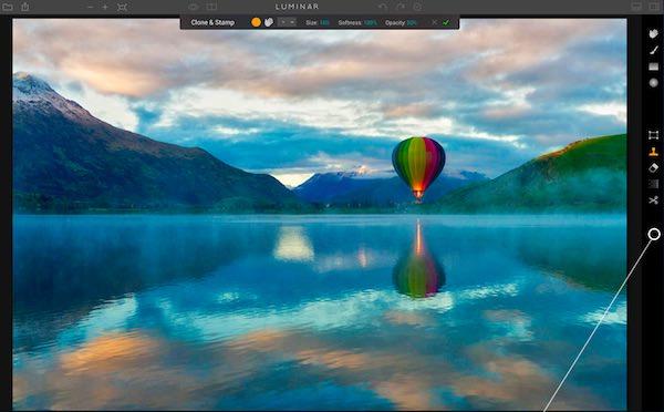 editor fotografico luminar mac TiPA 2017