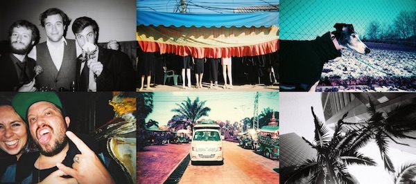 esempi foto simple use film camera lomography