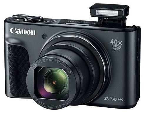 fotocamera canon powershot sx730 hs