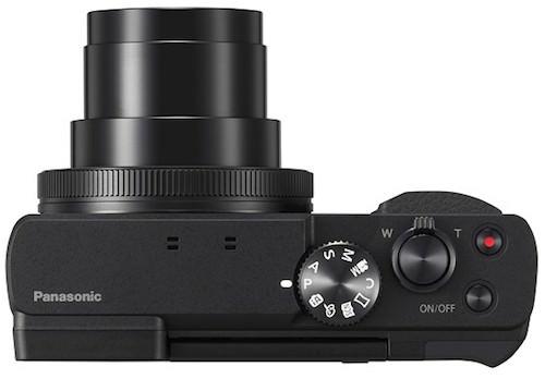 fotocamera compatta panasonic lumix dc-tz90