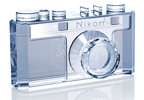 fotocamera cristallo nikon model i