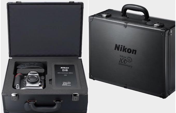fotocamere nikon 100 anniverario centenario prodotti