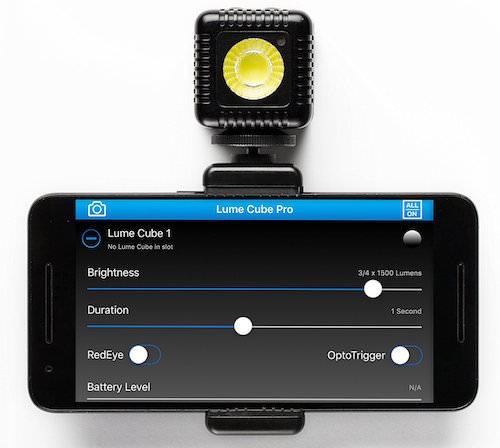 lume cube LED Flash caratteristiche