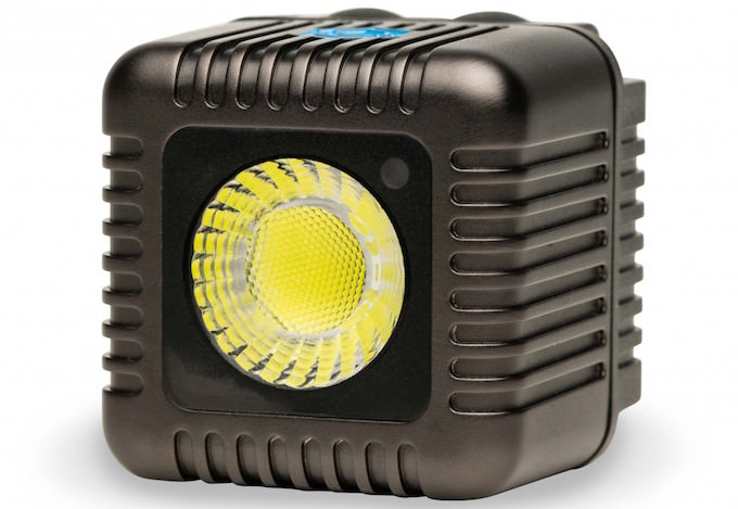 lume cube luce led portatile flash