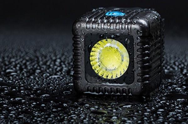 lume cube resistente acqua pioggia