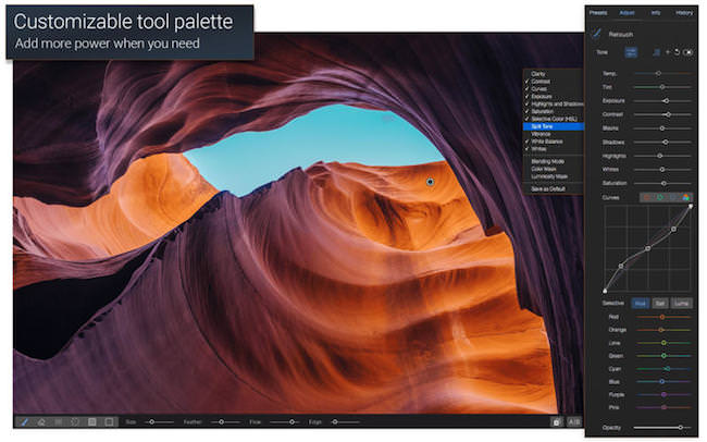 picktorial 3 programma raw editing per mac