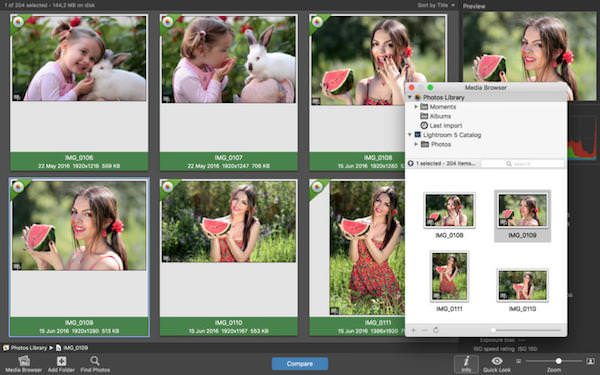 programma fotografia photosweeper mac