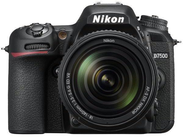 specifiche Nikon D7500
