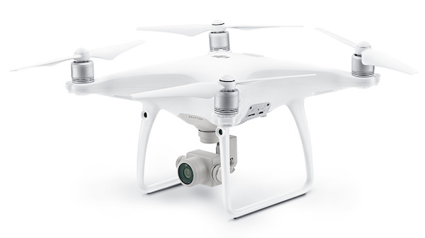 specifiche phantom 4 advanced