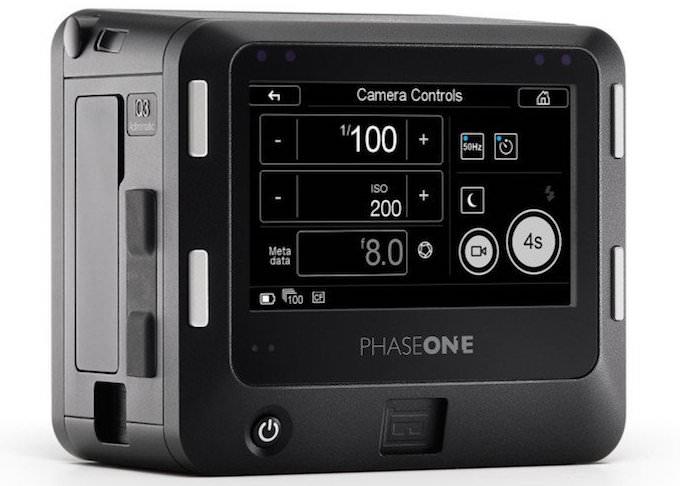 caratteristiche Phase One Dorso Digitale IQ3 Achromatic