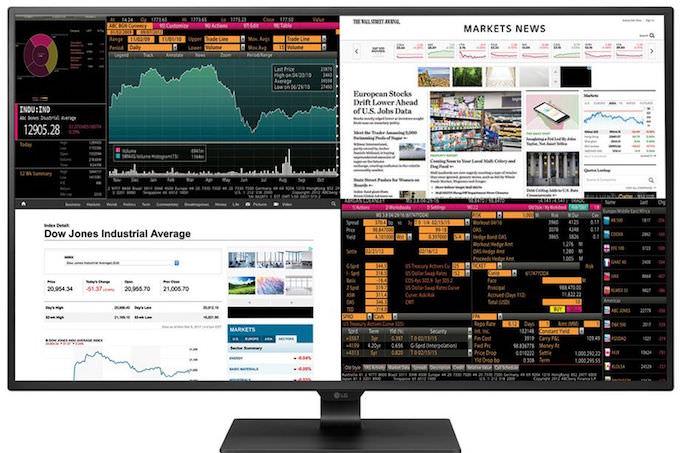 caratteristiche monitor lg 43ud79-b 4K