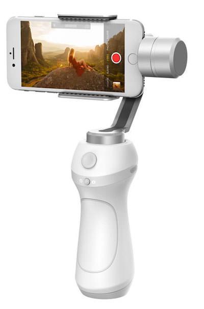 feiyutech vimble C gimbal per smartphone e action cam